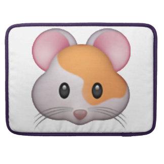 Hamster - Emoji Sleeve For MacBooks