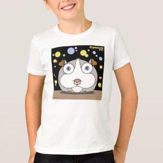 Hamster(Grey) Kids' Basic American Apparel T-Shirt
