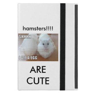 hamster ipad case