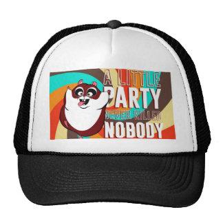 Hamster Party Cap