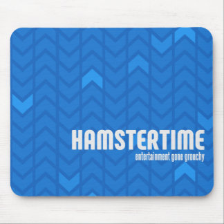 Hamster Time Mousepad - Horizontal