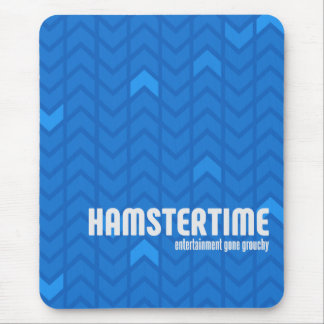 Hamster Time Mousepad - Vertical