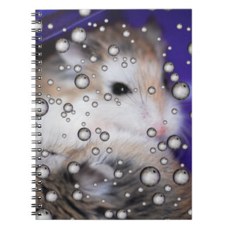 Hamsters Away Notebook