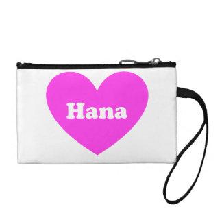 Hana Change Purses