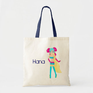 Hana Chiba Cotton Bag