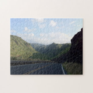 Hana Highway, Maui, Hawaii Jigsaw Puzzle