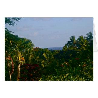 Hana, Maui Card