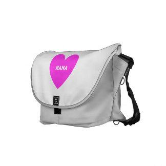 Hana Courier Bag
