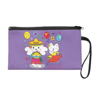 Hana Ohana Fiesta Wristlet (Limited Edition)