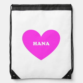 Hana Drawstring Backpack