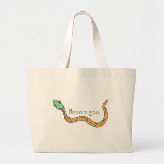 Hana s Zoo logo Bags