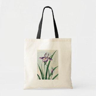 Hana-strobel acornus calamus by Megata Morikaga Budget Tote Bag