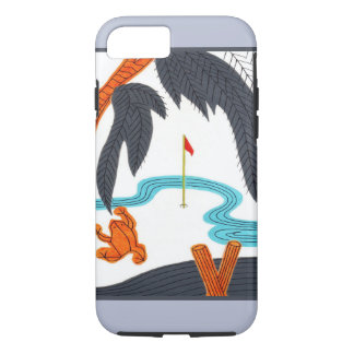 Hanafuda Golf iPhone 8/7 Case