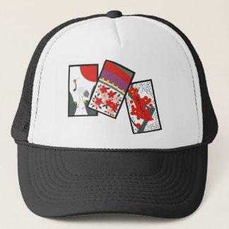 Hanafuda Trucker Hat