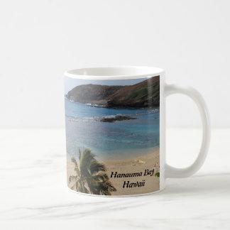 Hanauma Bay Beach, Hawaii Classic Mug