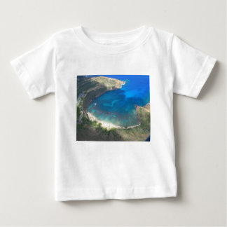 Hanauma Bay Hawaii Baby T-Shirt