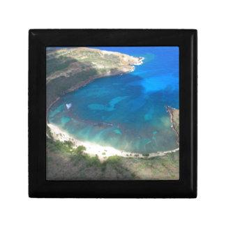 Hanauma Bay Hawaii Gift Box