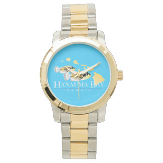 Hanauma Bay Hawaii - Humuhumunukunukuapua'a Watch