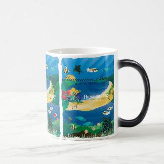 Hanauma Bay Hawaii Magic Mug