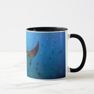 Hanauma Bay Hawaii Manta Ray Mug