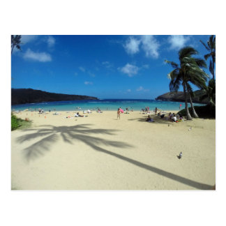 Hanauma Bay Hawaii Postcard