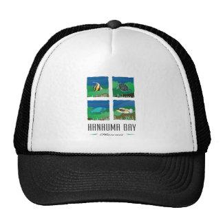 Hanauma Bay Oahu Hawaii Cap