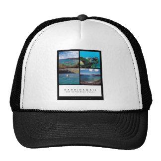 Hanauma Bay - Oahu hawaii Mesh Hats