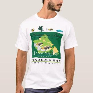 Hanauma Bay Oahu Hawaii State Fish T-Shirt