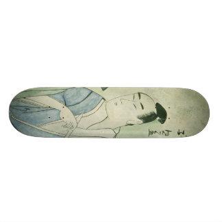 Hanberi Custom Skate Board