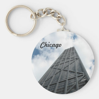 Hancock Building - Chicago Keychains