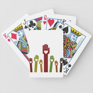 Hand2 Bicycle Playing Cards