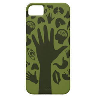 Hand a tree3 barely there iPhone 5 case
