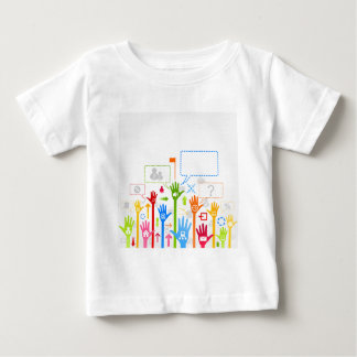 Hand business baby T-Shirt