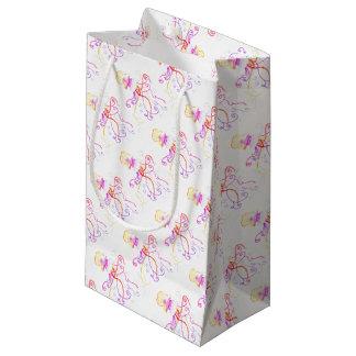 Hand Designed Jellyfish Gift Bag