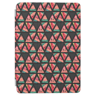 Hand Drawn Abstract Watermelon Pattern