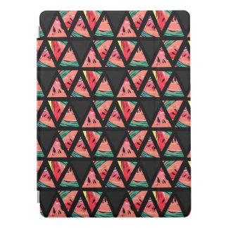 Hand Drawn Abstract Watermelon Pattern iPad Pro Cover