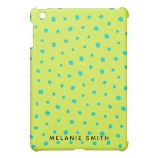 Hand Drawn Colorful Aesthetic Pattern iPad Mini Cover