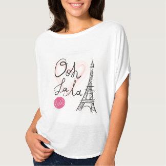 Hand Drawn Eiffel Tower T-Shirt