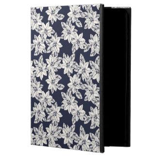 Hand Drawn Flower iPad Air Cover