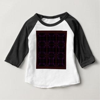 Hand drawn Geometric patterns Arabic Baby T-Shirt