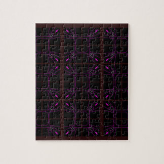Hand drawn Geometric patterns Arabic Jigsaw Puzzle