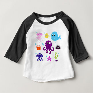 HAND DRAWN ILLUSTRATED T-Shirts