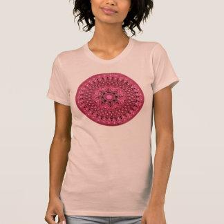 Hand Drawn Mandala T-shirt (Customizable colour)