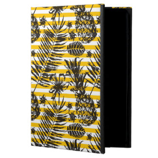 Hand Drawn Pineapples Case For iPad Air