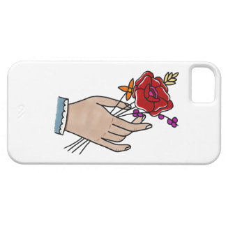 Hand // Flowers Phonecase. iPhone 5 Cases