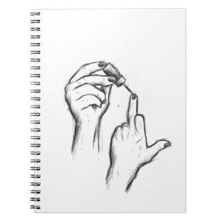 Hand Gesture Notebook