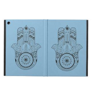 Hand Illustrated Artsy Hamsa iPad Air Cases