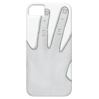 Hand iPhone 5 Cover