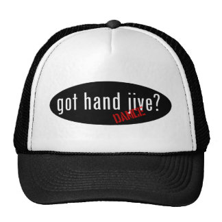 Hand Jive Items – got hand jive Trucker Hat