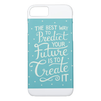 Hand lettered iPhone Case 1